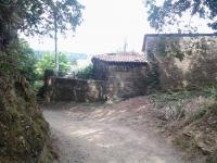 Entree du village de san marco