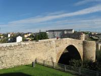 Le pont Mascaron
