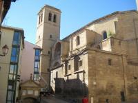 Eglise Santiago el real