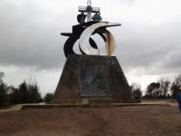 Monument jean paul ii a san marco
